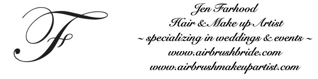 Hair & Make Up Artist   Air Brush Bride